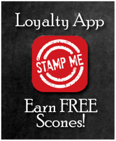 Pinescone Cafe StampMe Loyalty App