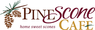 Pine Scone Cafe Logo