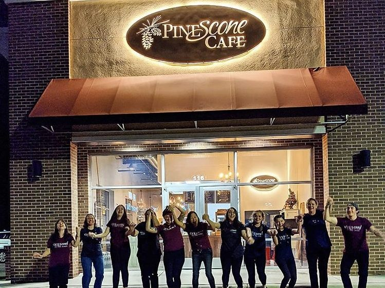 Pine Scone Cafe Southern Pines Location